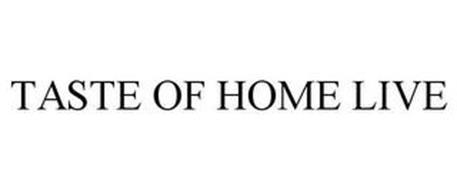TASTE OF HOME LIVE