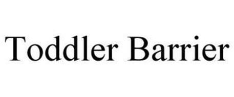 TODDLER BARRIER