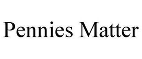 PENNIES MATTER