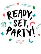 READY, SET, PARTY!