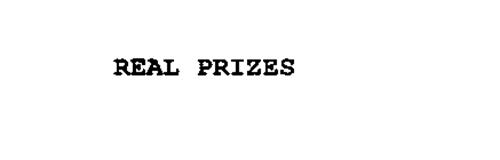 REAL PRIZES