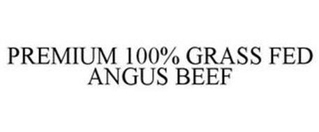 PREMIUM 100% GRASS FED ANGUS BEEF