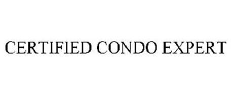 CERTIFIED CONDO EXPERT