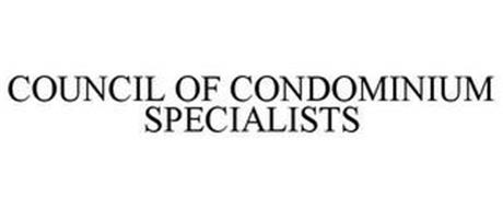 COUNCIL OF CONDOMINIUM SPECIALISTS