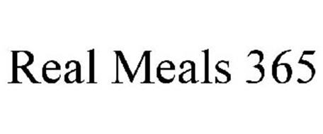 REAL MEALS 365