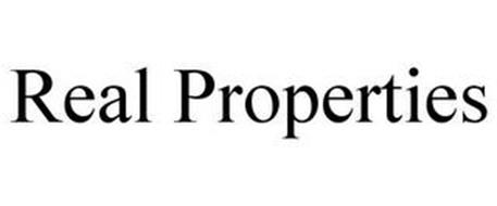 REAL PROPERTIES