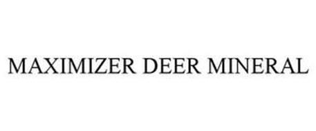 MAXIMIZER DEER MINERAL