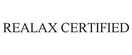 REALAX CERTIFIED