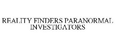 REALITY FINDERS PARANORMAL INVESTIGATORS