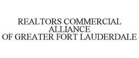 REALTORS COMMERCIAL ALLIANCE OF GREATER FORT LAUDERDALE