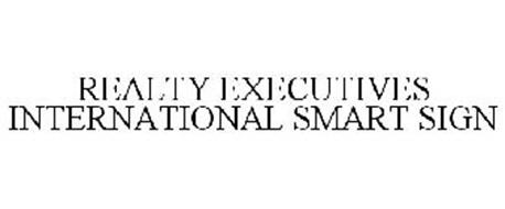 REALTY EXECUTIVES INTERNATIONAL SMART SIGN