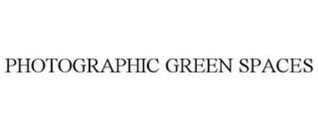 PHOTOGRAPHIC GREEN SPACES
