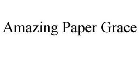 AMAZING PAPER GRACE