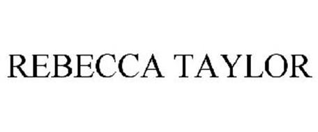 Rebecca Taylor Trademark Of Rebecca Taylor Inc Serial Number 85419074 Trademarkia Trademarks
