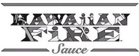 HAWAIIAN FIRE SAUCE