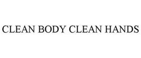 CLEAN BODY CLEAN HANDS