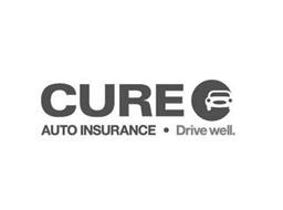 CURE AUTO INSURANCE · DRIVE WELL.