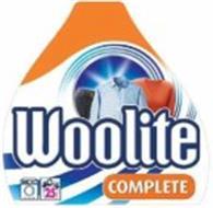 WOOLITE COMPLETE Trademark of Reckitt & Colman (Overseas ...