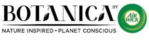 BOTANICA BY AIRWICK NATURE INSPIRED PLANET CONSCIOUS