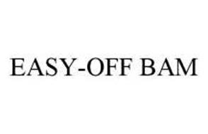 EASY-OFF BAM
