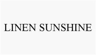 LINEN SUNSHINE