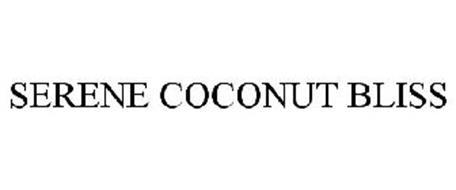 SERENE COCONUT BLISS