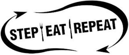 STEP EAT REPEAT