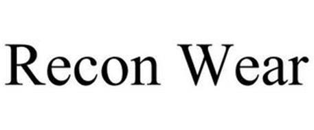 RECON WEAR