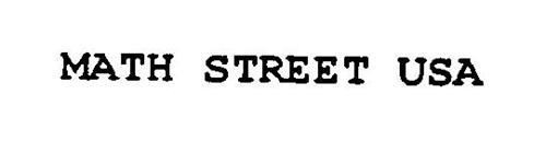 MATH STREET USA