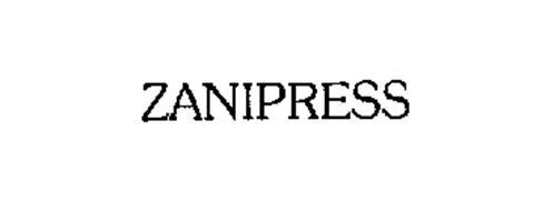 ZANIPRESS