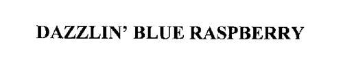 DAZZLIN' BLUE RASPBERRY