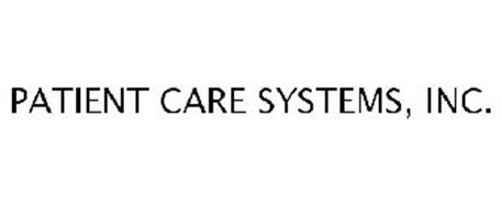 PATIENT CARE SYSTEMS, INC.