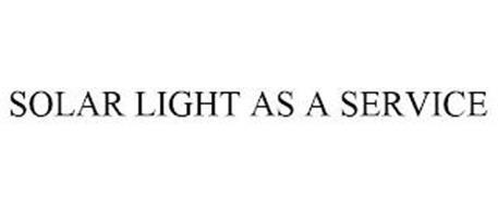 SOLAR LIGHT AS A SERVICE
