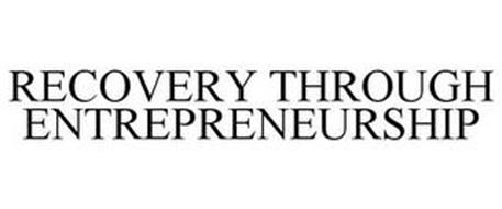 RECOVERY THROUGH ENTREPRENEURSHIP
