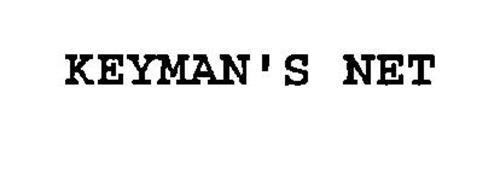 KEYMAN'S NET