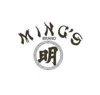 MING'S BRAND