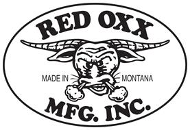 RED OXX MADE IN MONTANA MFG. INC.