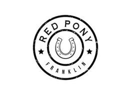 RED PONY FRANKLIN