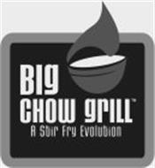 BIG CHOW GRILL A STIR FRY EVOLUTION