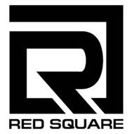 R RED SQUARE