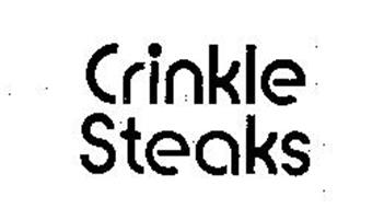 CRINKLE STEAKS