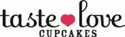 TASTE LOVE CUPCAKES