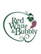 RED WHITE & BUBBLY