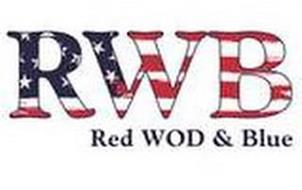 RWB RED WOD & BLUE