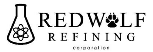 RED WOLF REFINING CORPORATION