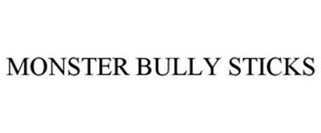 MONSTER BULLY STICKS