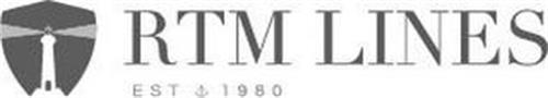 RTM LINES EST.1980