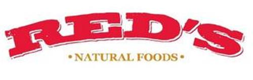 RED'S NATURAL FOODS
