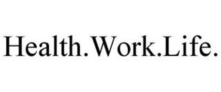 HEALTH.WORK.LIFE.