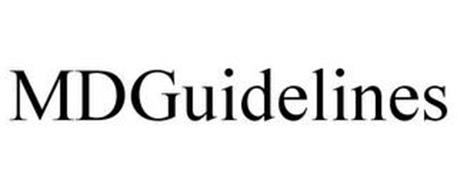MDGUIDELINES